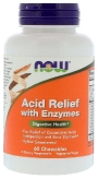 ACID RELIEF CHEW ENZYMES купить в Спб
