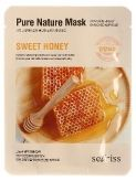 Secriss Pure Nature Mask Pack-Sweet honey купить в Спб