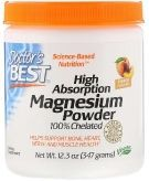 High Absorption Magnesium Powder 100% Chelated with Albion Minerals Peach Flavored купить в Спб