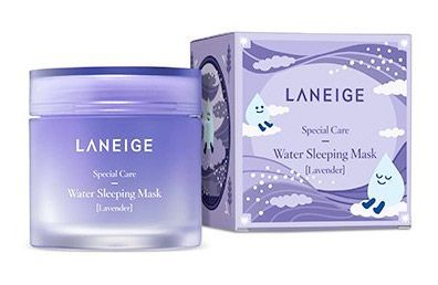 Water Sleeping Mask Lavender купить в Спб