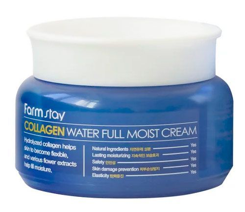 Collagen Water Full Moist Cream купить в Спб