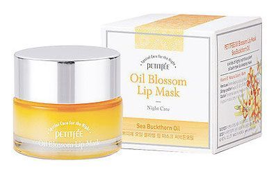 Oil Blossom Lip Mask Sea Buckthorn Oil купить в Спб