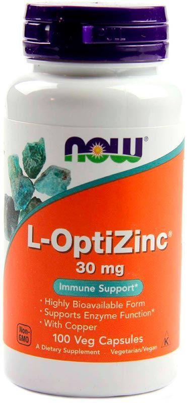 L-OptiZinc 30 мг