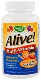 Alive! Once Daily Children's Chewable Multi-Vitamin купить в Спб