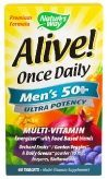 Alive! Once Daily Men's 50+ купить в Спб