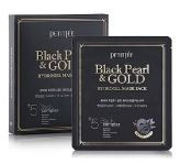 Black Pearl & Gold Hydrogel Mask Pack купить в Спб