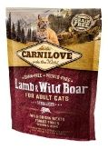 Lamb & Wild Boar for Adult Cats – Sterilised 512324 купить в Спб