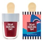 Dear Darling Water Gel Tint Ice Cream Shark Red купить в Спб