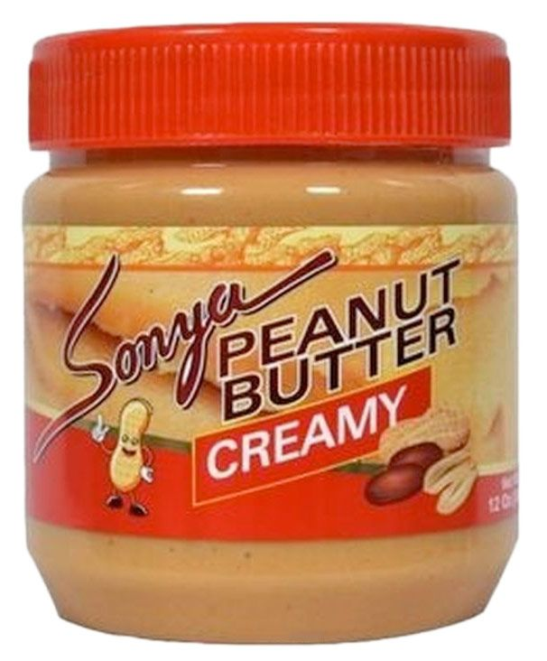 Pussy peanut butter