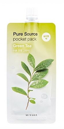 Pure Source Pocket Pack Green Tea купить в Спб