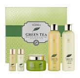 Premium Deoproce Green Tea Total Solution 3 Set купить в Спб